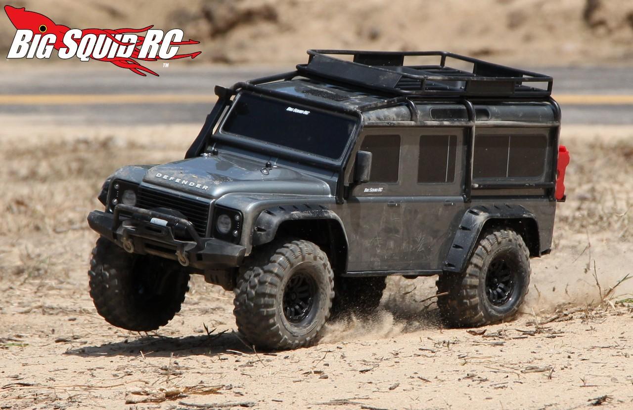 Traxxas Trx 4 Scale Amp Trail Crawler Review 171 Big Squid Rc