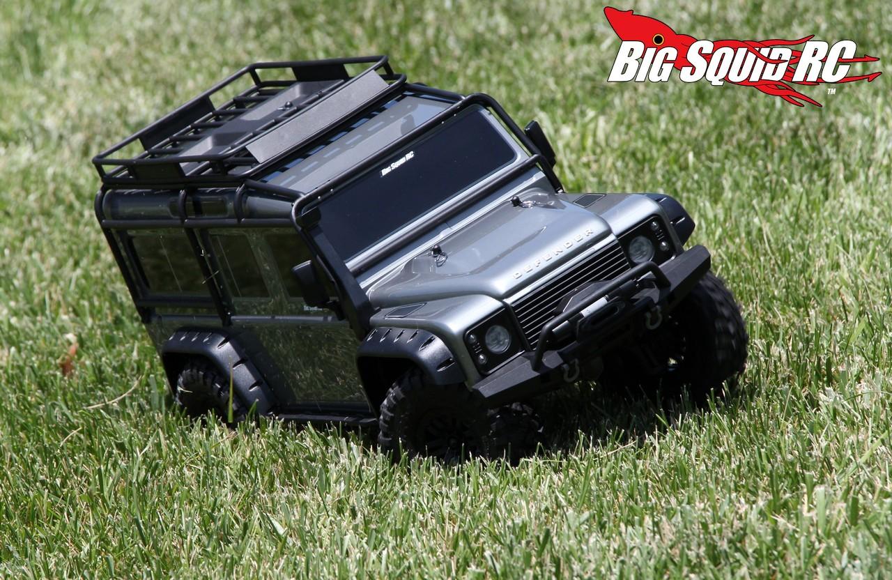 Traxxas TRX-4 Scale & Trail Crawler Review « Big Squid RC