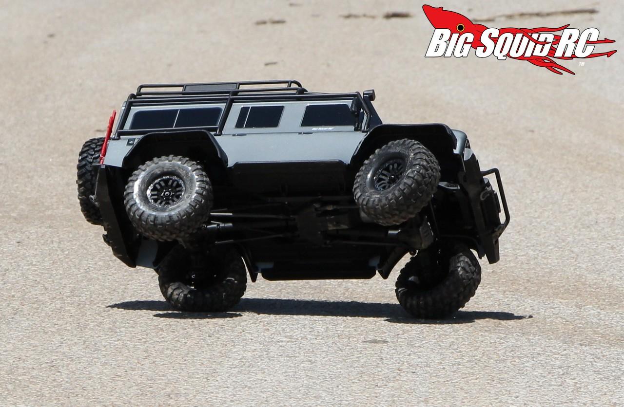 Low Car Ramps >> Traxxas TRX-4 Scale & Trail Crawler Review « Big Squid RC ...