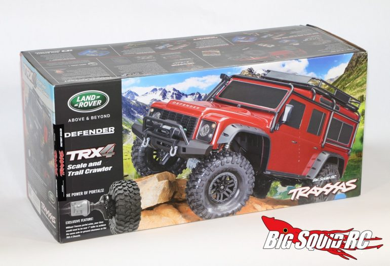 Traxxas TRX-4 Unboxing