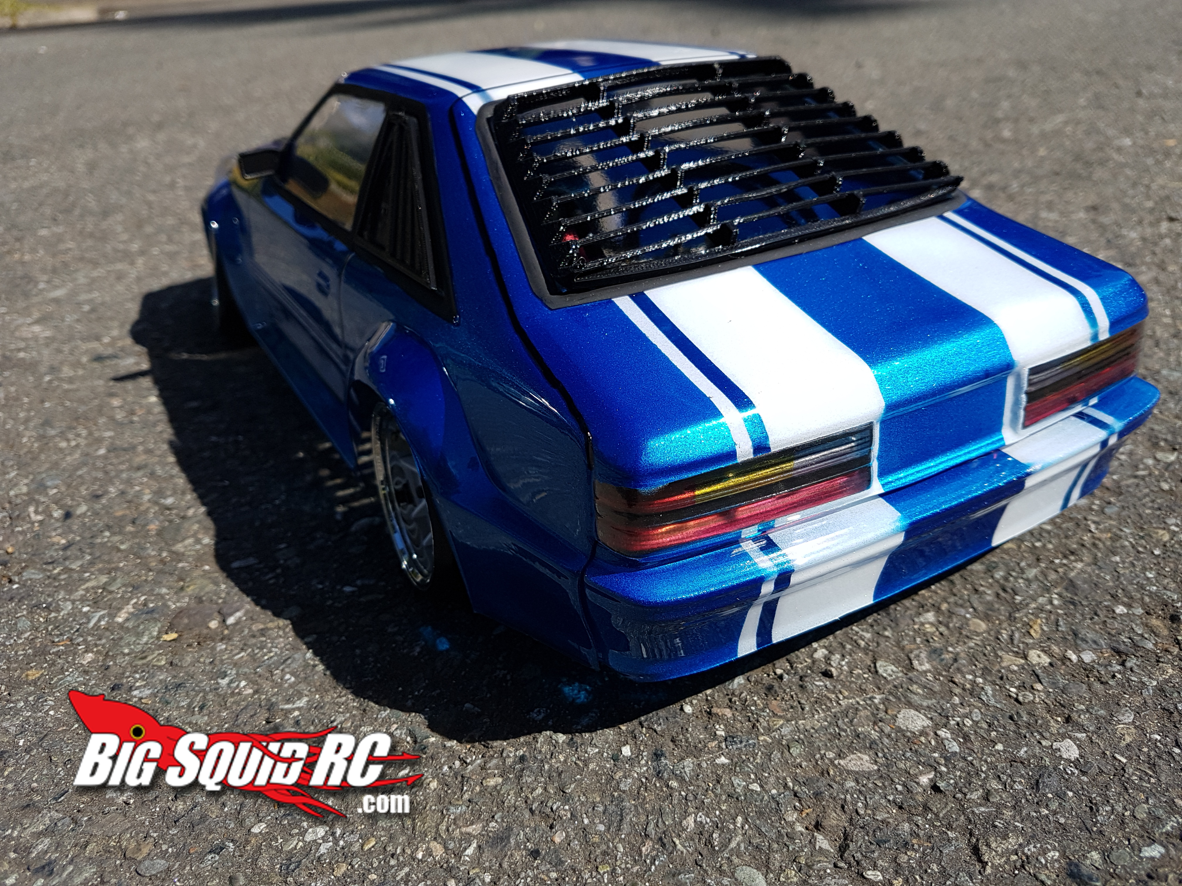 Aplastics H C W B 5 0 And Exclusive R C Body Kit Review