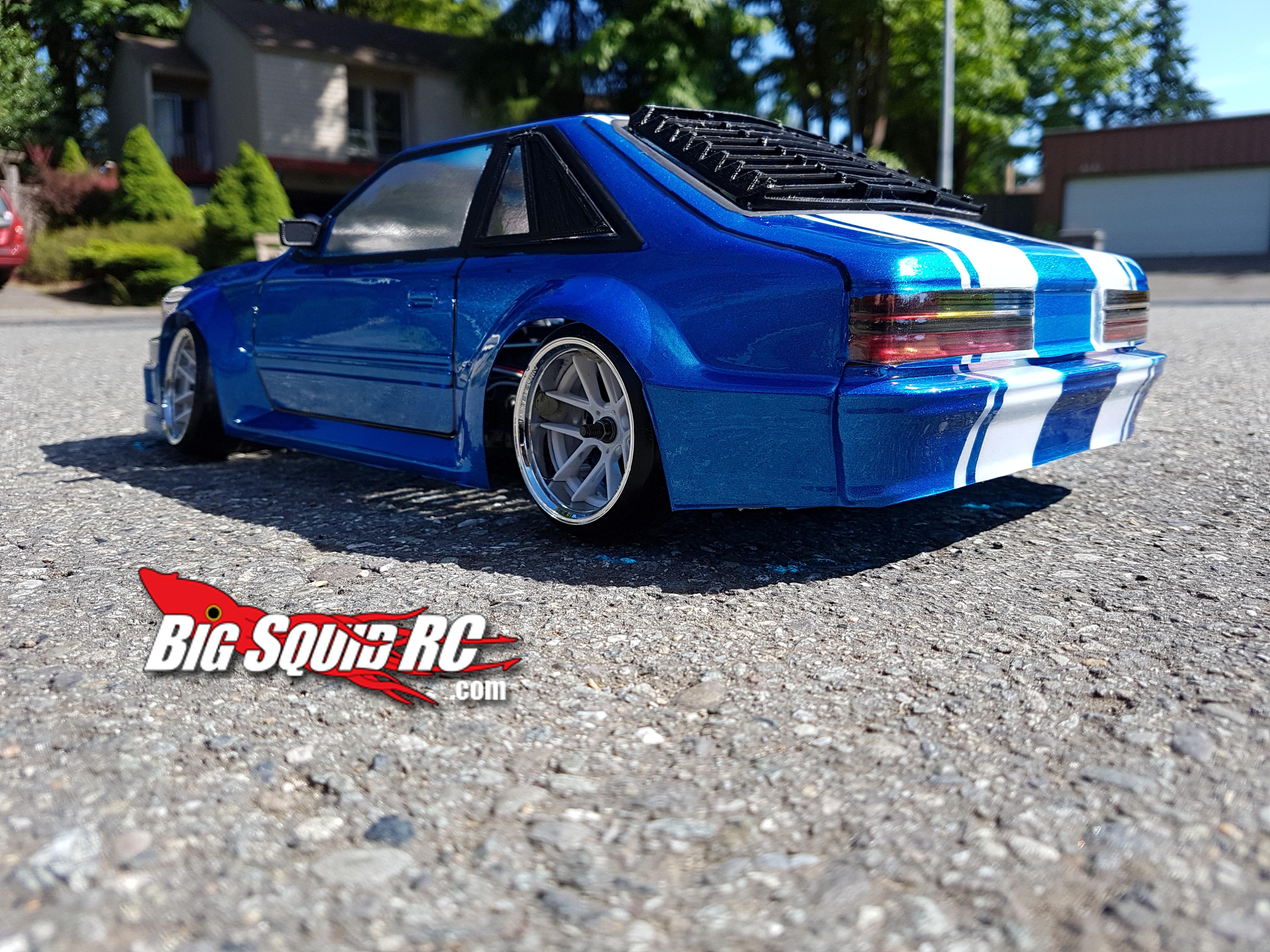 Cobra Kit Car >> APlastics H.C.W.B 5.0 and EXCLUSIVE R/C Body Kit Review ...