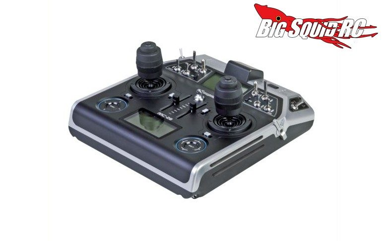 Graupner mc-28 4D 16 Channel 2.4GHz HoTT Radio System