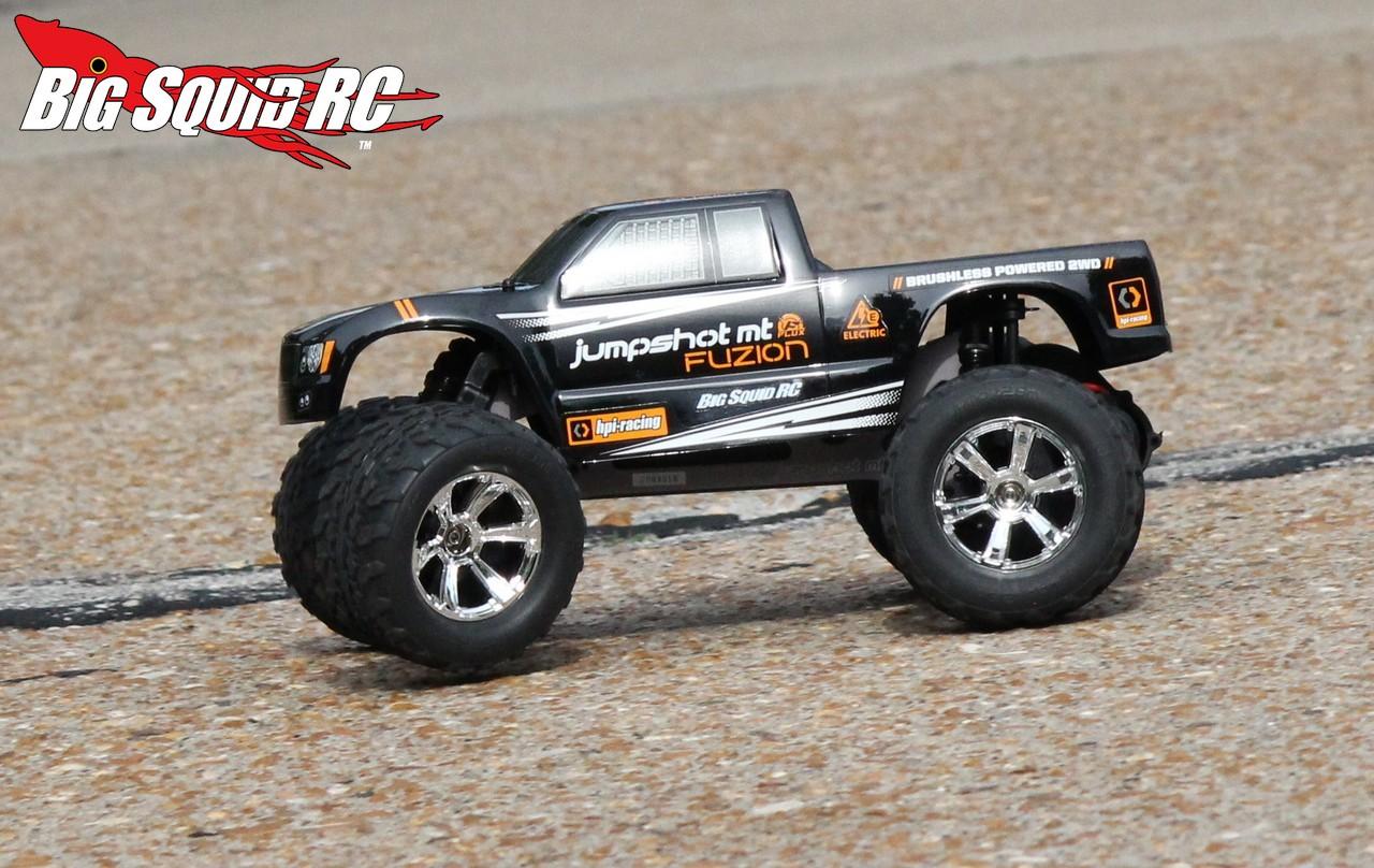 Hpi Racing Jumpshot Mt Flux Fuzion Review Big Squid Rc Rc Car