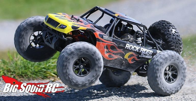 Helion Rock Rider Brushless