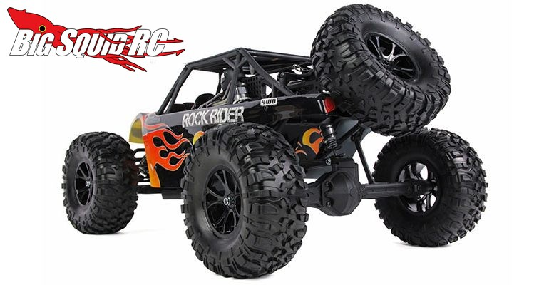 Helion Rc Rock Rider Bl 171 Big Squid Rc Rc Car And Truck