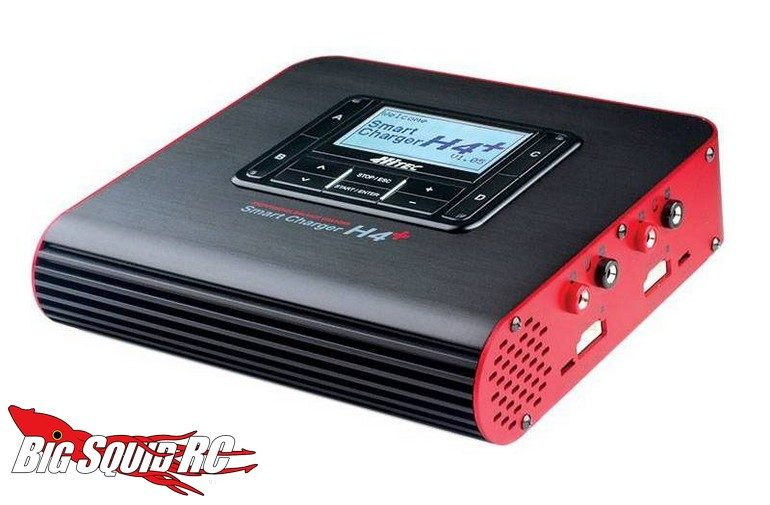 Hitec H4 Plus Charger