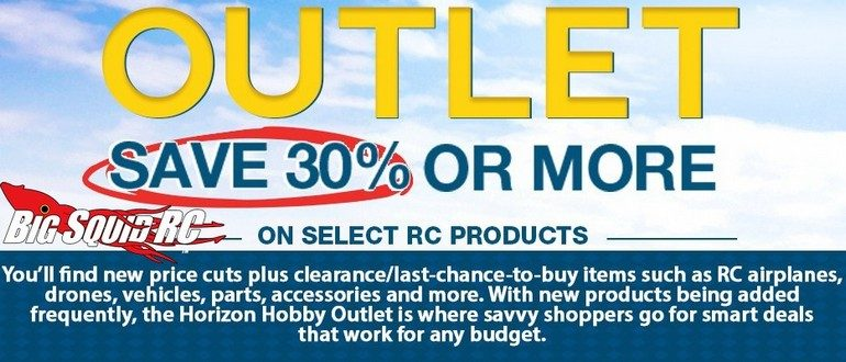 Horizon Hobby Outlet Sale