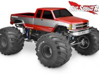 JConcepts 1988 Chevy Silverado Extended Cab MT Body