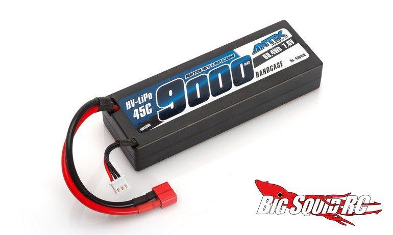 LRP ANTIX 9000 Graphene LiHV Battery