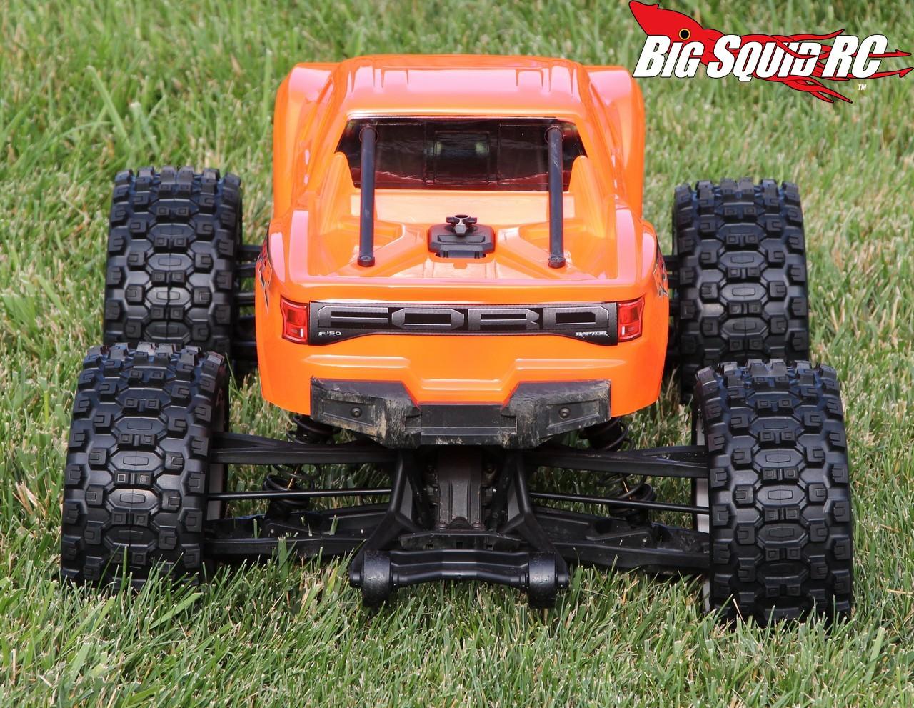 Product Spotlight – Pro-Line Ford F150 Raptor X-Maxx Body « Big