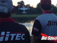 RC Airplane Water Dancing Hitec Joe Nall