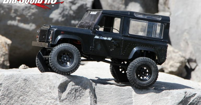 RC4WD 1/18th Gelande II D90 RTR Review