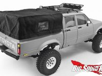 RC4WD Bed Soft Top RC4WD Mojave II Four Door