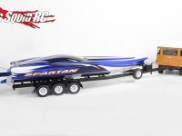 RC4WD BigDog Triple Axle Boat Trailer