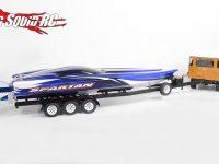 RC4WD BigDog Triple Axle Boat Trailer