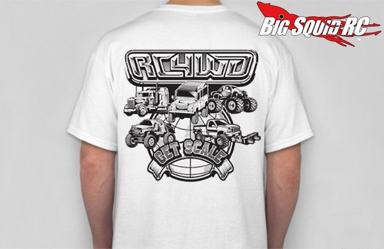 RC4WD Get Scale Logo Shirt