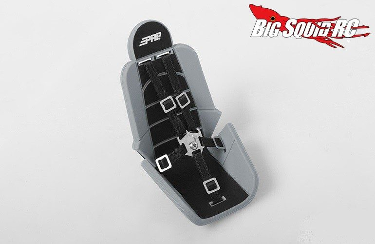 RC4WD PRP Lightweight Competition Pro Seat