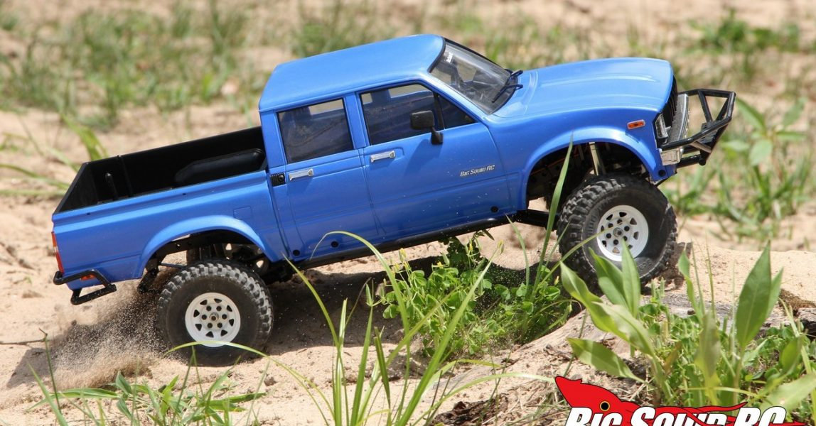 RC4WD TRAIL FINDER 2 LWB RTR W/MOJAVE II Review