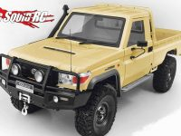 RC4WD Trifecta Front Bumper Land Cruiser LC70