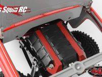 RC4WD V8 Engine Cover Metal Intake Set R3 Transmission