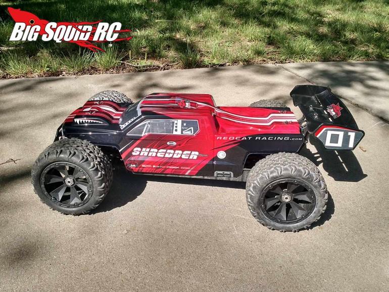 Redcat Racing Shredder Monster Truck
