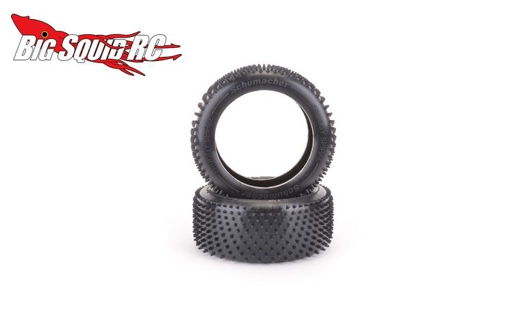 Schumacher Truggy Spiral Carpet Tires