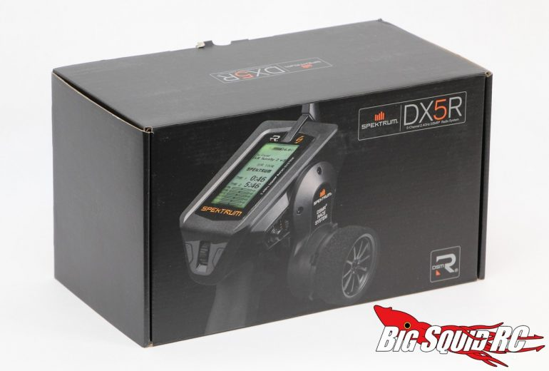 Spektrum DX5R Unboxing