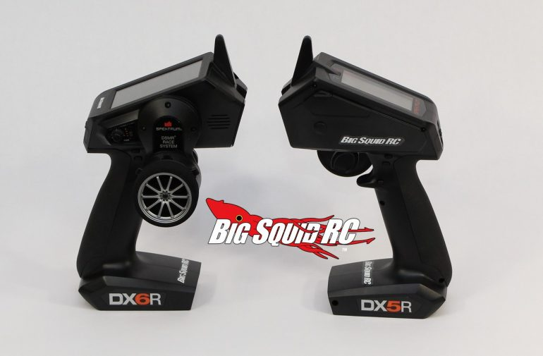 Spektrum DX6R Vs DX5R Comparison