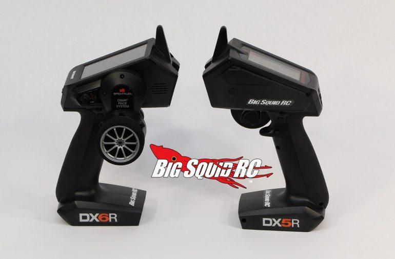 Spektrum DX6R Vs DX5R Comparison