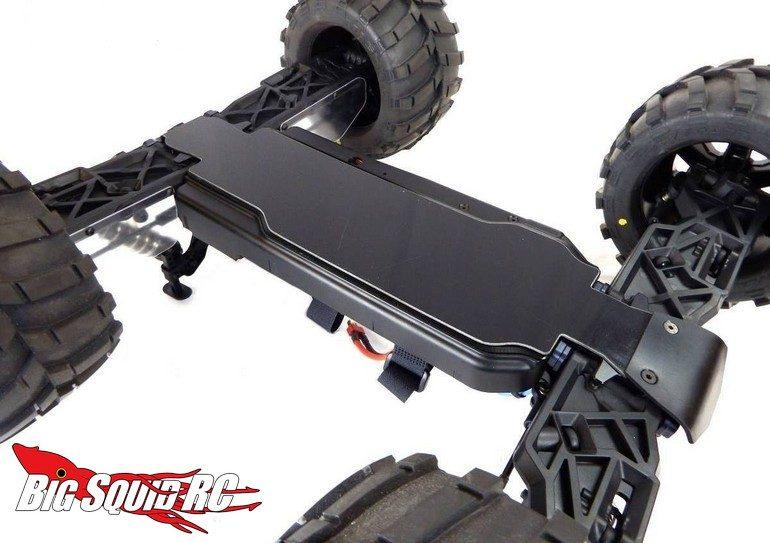 T-Bone Racing Chassis Skid MT410