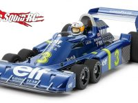 Tamiya Tyrrell P34 1976 Japan GP Special Edition