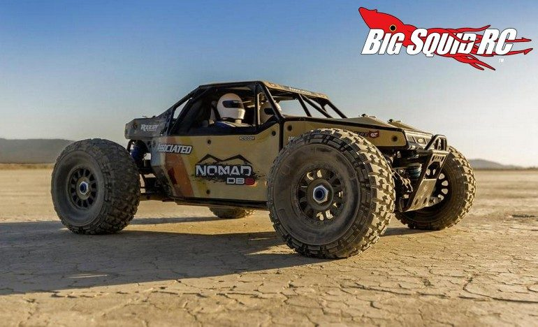 Team Associated Limited Edition Nomad DB8