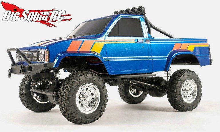 Thunder Tiger 1/12 Toyota Hilux RTR