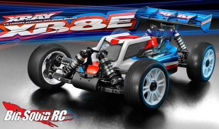 XRay XB8E '17