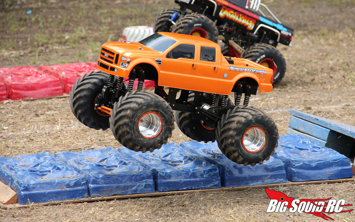 Monster Truck Madness Crush Cars Big Squid Rc News