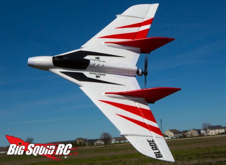 Blade UM F-27 FPV BNF