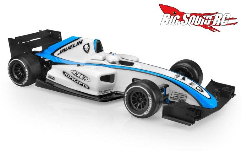JConcepts J21 Javelin F1 Body