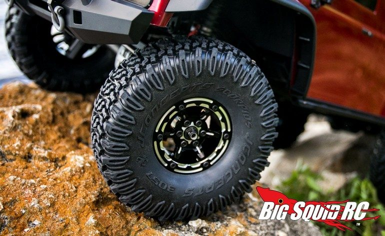 JConcepts Torch Wheels Traxxas TRX-4