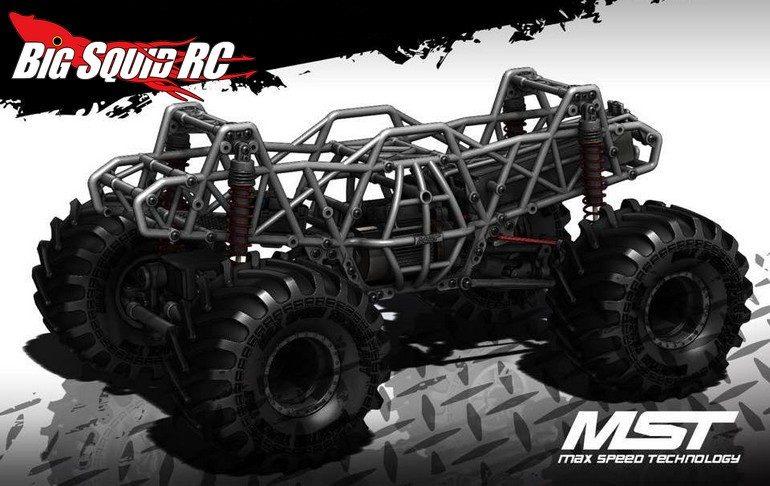MST Monster Truck