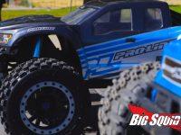 Pro-Line Monster Truck Vert Video