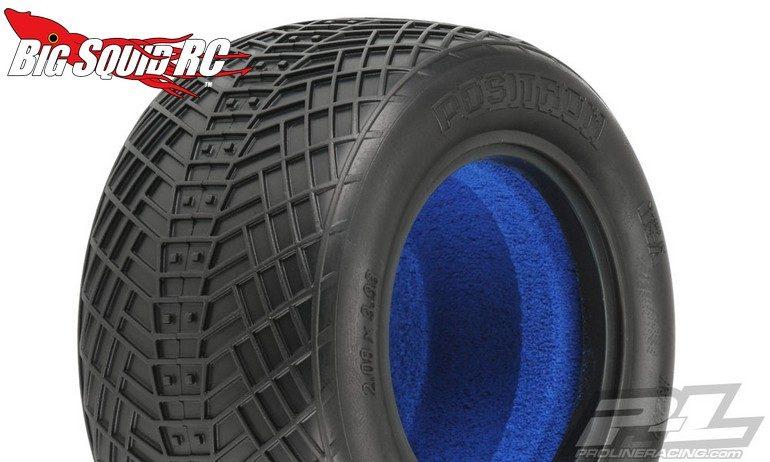 "Pro-Line Positron T 2.2"" Stadium Truck Tires"