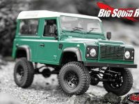 RC4WD Gelande II RTR Green Defender D90 Body