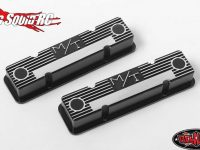 RC4WD 1/10 Holley® M/T Valve Covers for Scale V8 Motor