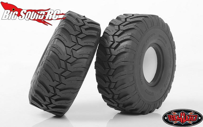 Car Tire Sizes >> 2 Sizes Of Interco Ground Hawg II Tires From RC4WD « Big Squid RC – RC Car and Truck News