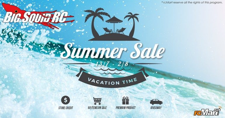 RcMart Summer Sale