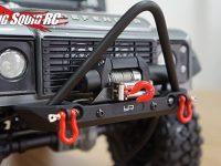Yeah Racing Traxxas TRX-4 Front Bumper