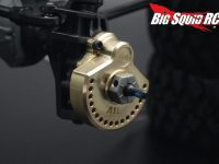 ALL Racing Brass Portal Covers Traxxas TRX-3