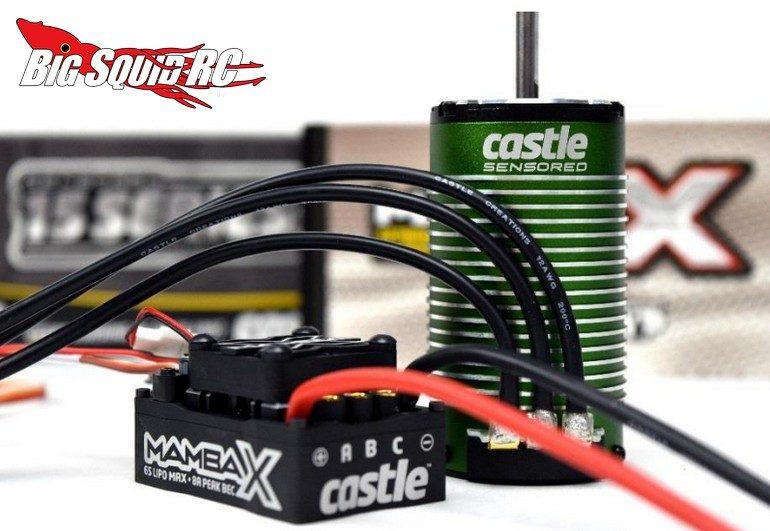 Castle Creations Mamba X 1/8 Buggy Combo