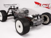 HB Racing E817T Truggy